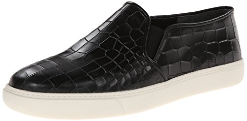 Cole Haan Women's Bowie Slipon Sneaker,Black Croc Embossed,5  B US