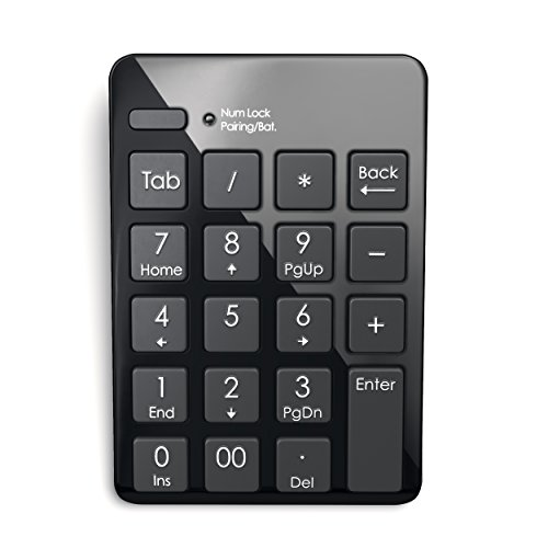 Top 5 Best Bluetooth Number Pad For Sale 2016 : Product : BOOMSbeat