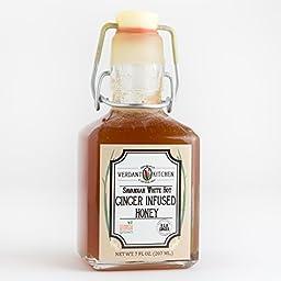 Verdant Kitchen Ginger Infused Honey - 7 oz