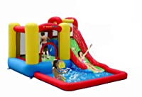 Bounceland Jump and Splash Bounce House Bouncer by Bounceland