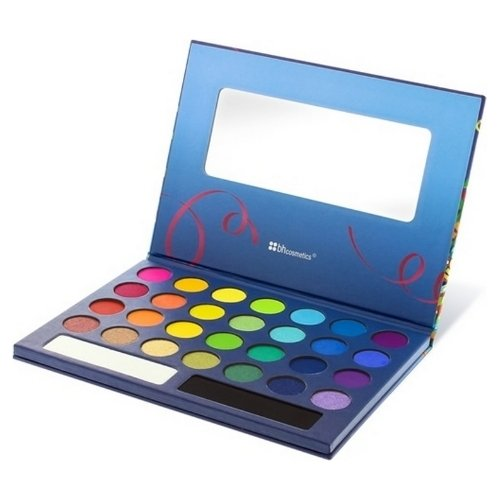 (3 Pack) BH Cosmetics Take Me To Brazil Eyeshadow Palette - Shimmer/Satin/Matte (並行輸入品)