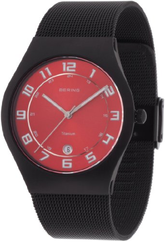 [ベーリング]BERING 腕時計 Ultra Slim Titanium 11937-229 メンズ 【正規輸入品】