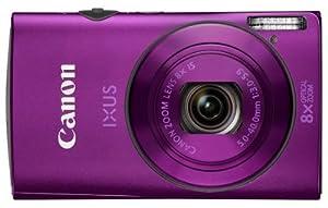 Canon IXUS 230 HS Digital Camera, 12.1 MPix, 8 x, 7.6 cm (3.0 I