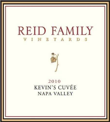 """2010 Reid Family Vineyards """"Kevin'S Cuvée"""" Cuvée 750 Ml"""