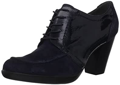 Kenneth Cole REACTION Women's Full Of Life Oxford,Navy,6 M US
