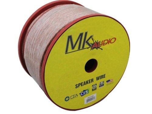 Mk Audio Sw16-500 16 Gauge 500Ft Spool Speaker Wire