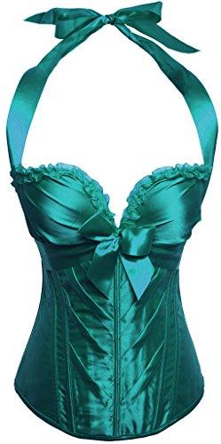 Alivila.Y Fashion Womens Sexy Vintage Renaissance Padded Corset Bustier 0