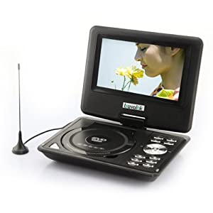 9 5 pouces voiture lecteur dvd portable ecran lcd de 180 degres de rotation av in out analogique. Black Bedroom Furniture Sets. Home Design Ideas
