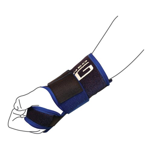 Neo G MEDICAL GRADE Wrist Brace with extra power strap (Carpal Tunnel) - Breathable Model