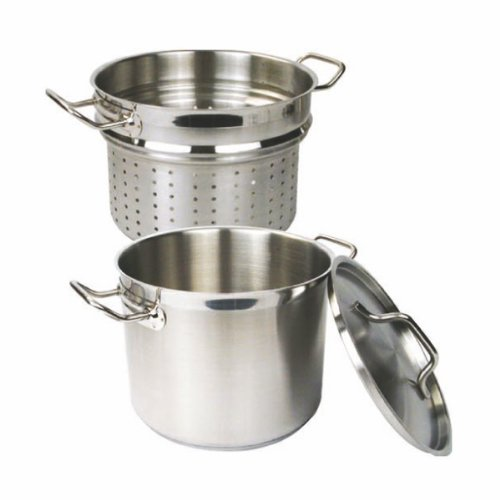 12 QT 18/8 STAINLESS STEEL PASTA COOKER