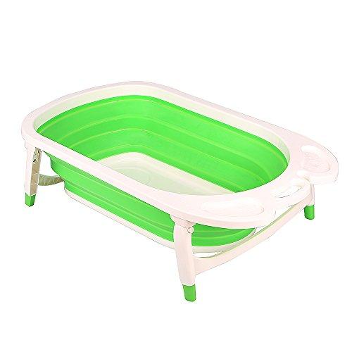 Aojia-Baby-Folding-Bath-GreenQFY1576Green