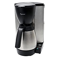 Jura Capresso MT600 Plus 10-Cup Programmable Coffee Maker with Thermal Carafe from Jura-Capresso Inc