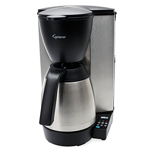 Jura Capresso MT600 Plus 10-Cup Programmable Coffee Maker with Thermal Carafe made by Jura ...