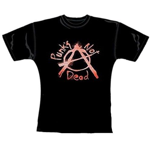 T-Shirt Punks not Dead