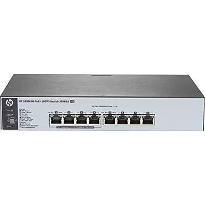 1820-8G-PoE (65W) Switch
