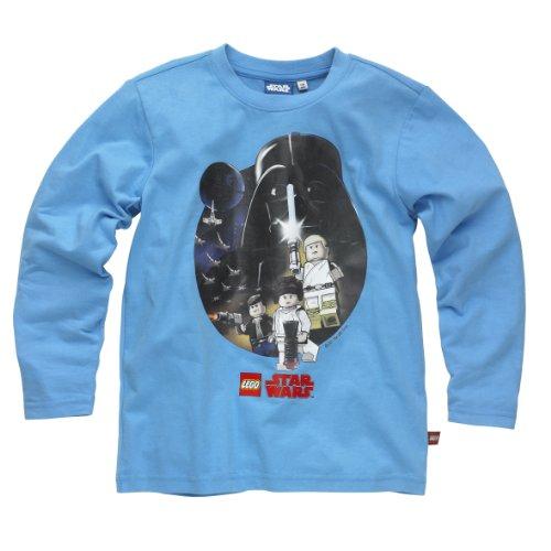 Lego-Wear-Jungen-Langarmshirt-13296-TERRY-122-LS-Gr-152-Blau-548-OCEAN-BLUE