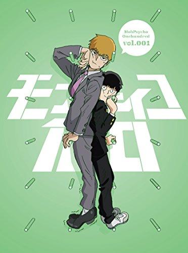 おすすめアニメ キャッチ モブサイコ100 vol.001<初回仕様版>【Blu-ray】