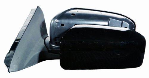 Depo 317-5416L3EL Glossy Black Driver Side Power Non-Heated Mirror (2007 Accord Driver Side Mirror compare prices)
