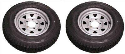 ST175/80 D13 TRITON CLASS C SNOWMOBILE TRAILER TIRE - Pair (175 80 D13 Trailer Tire And Wheel compare prices)