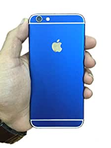 Royal Blue Skin for iPhone SE/ 5/ 5s Front, Back & Sides