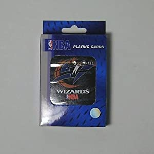 Washington Wizards NBA Basketball Playing Cards - Great for Poker
