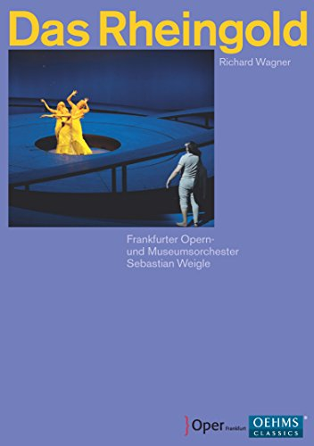 Richard Wagner: Das Rheingold (Oper Frankfurt, 2012) [2 DVDs]