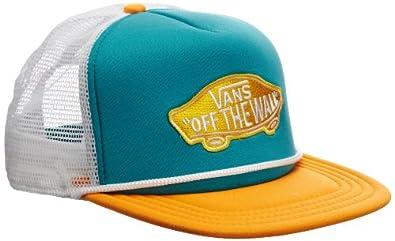 Vans Classic Patch Truc Men's Hat Blue Grass One Size