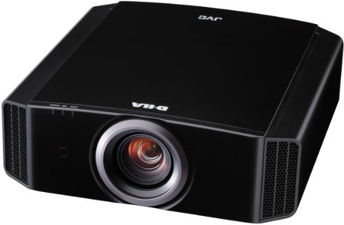 JVC 3D Enabled 3-Chip Full HD D-ILA Front Projector