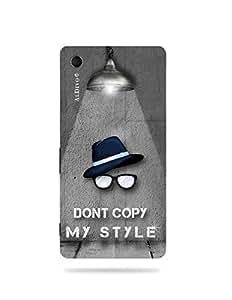 alDivo Premium Quality Printed Mobile Back Cover For Sony Xperia M4 Aqua / Sony Xperia M4 Aqua Back Case Cover (MKD126)