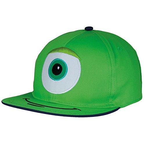 [Monsters University - Mike Big Face Adjustable Cap] (Monsters University Hat)