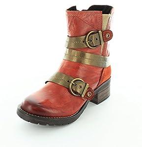 Dromedaris Womens Keira Mandarin Boot - 39