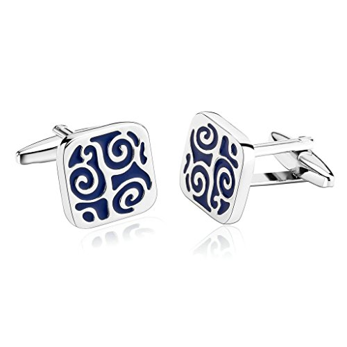 alimab-jewelry-mens-cuff-links-devil-nut-square-tone-shirt-silver-blue-stainless-steel-men-cufflinks