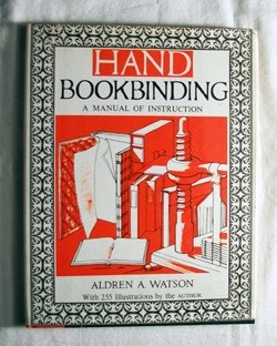 Hand Bookbinding: A Manual of Instruction PDF