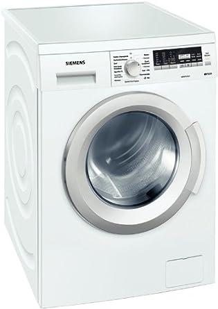 siemens iq500 wm14q441 waschmaschine frontlader a 174 kwh jahr 1400 upm 7 kg 8140. Black Bedroom Furniture Sets. Home Design Ideas