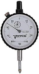 YUZUKITM Dial Gauge 0.01x10mm
