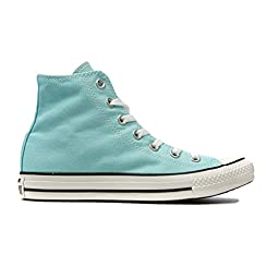 Converse Unisex Baby Chuck Taylor All Star Seasonal Hi (Inf/Tod) - Poolside - 2 Infant