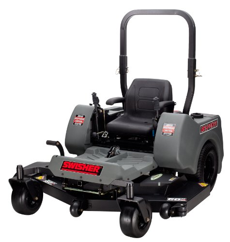 Swisher ZTR2460BS Response 24HP 60-Inch B&S ZTR Riding Mower image