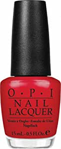 OPI Nagellack Swiss Collection - Color So Hot It Berns NL Z13