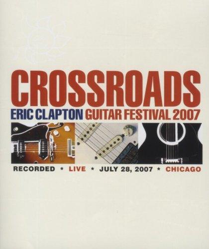 Eric Clapton: Crossroads Guitar Festival 2007 - Super Jewel(Two-Disc)