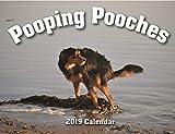 2019 Pooping Pooches White Elephant Gag Gift Calendar