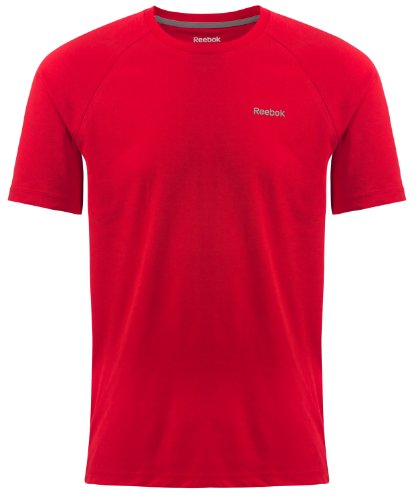 Reebok Men's Core Active Combed Cotton Tee