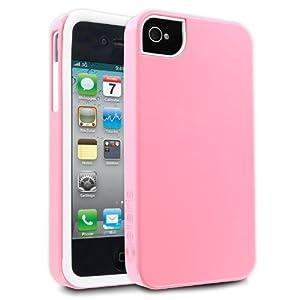 Cellairis Aero Case for Apple iPhone 4 / 4S - Pink Pop
