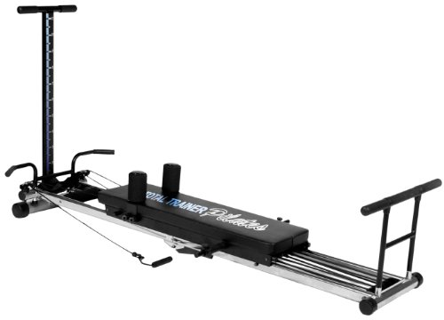 Total Trainer Pilates Pro Reformer Home Gym