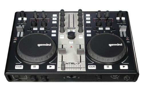 Gemini Dj Cntrl-7 Dj Mixer