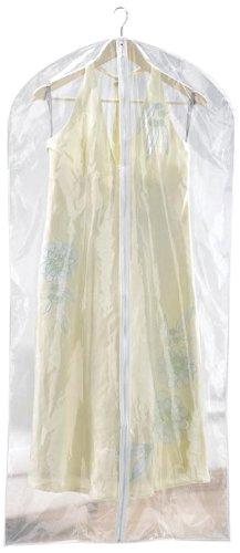 Russell Storage - Set de 2 Housses de Protection pour Vêtements - Tous Types de Robes Précieuses - 127 x 61 cm - Transparente