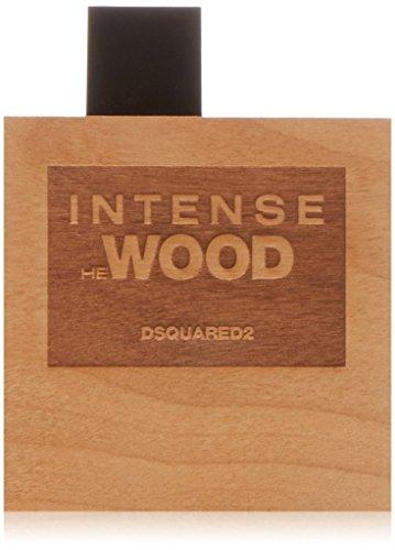 He Wood Intense Eau de Toilette 50 ml Spray Uomo