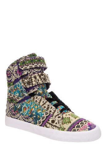 Supra Women's Society Hi Top Sneaker