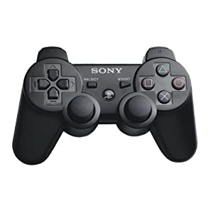 PS3 DualShock 3 Wireless Controller - Black