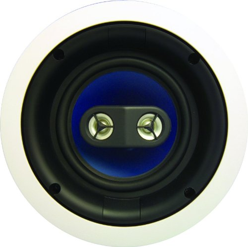 "Onq / Legrand Ms3652 3000 Series 6.5"" Inceiling Dual Voice Coil Speaker"