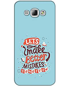 Samsung Galaxy A7Back Cover Designer Hard Case Printed Cover